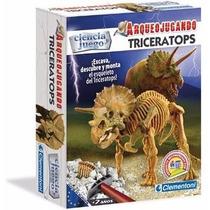 Juego Ciencias Dinosaurios Fosiles Excavaciones