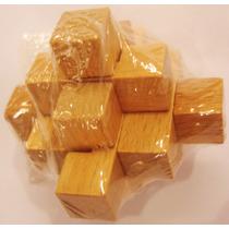 Juegos De Ingenio De Madera Souvenir Cubo Da Vinci