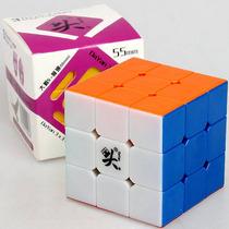 Cubo Rubik Dayan Zhanchi 55mm - Stickerless - 3x3x3 - Zanchi