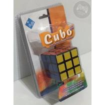 Cubo 3d Puzzle El Duende Azul Cubo Mágico