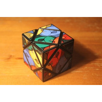 Juego De Ingenio - Cubo Magico Skewb Con Dibujo De Escher