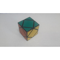 Juego De Ingenio - Cubo Magico Skewb Clasico