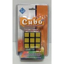 Cubo 3d Cube Puzzle Cubo Magico Juego De Habilidad 3x3x3