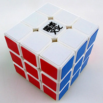 Cubo Rubik - Moyu Weilong Blanco 3x3x3 - Speed -3x3 Original