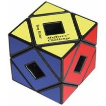 Cubo Meffert´s Holey Skewb Tony Fisher Black - Poroto Cubero