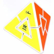 Cubo Mefferts Pyraminx Duo - White - Poroto Cubero