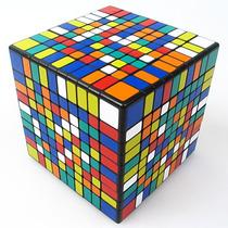 Cubo Magico Tipo Rubik Shengshou 10x10x10 Original Speedcube