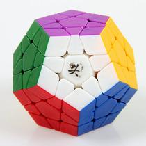 Cubo Rubik - Dayan Megaminx Stickerless - Speed