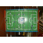 Antiguo Metegol Chapa Impecable 80x40 Jugadores Metal (---)