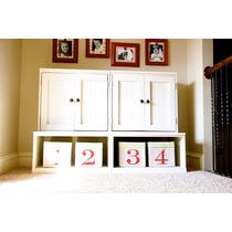 Mueble Multiuso - Cómoda - Placard - Apto Para Niños