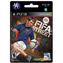| Fifa Street Juego Ps3 Store Microcentro |