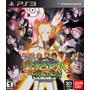 Naruto Ultimate Ninja Storm Revolution Ps3/ Entrega Digital
