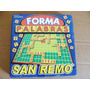 Juego Forma Palabras San Remo Retro (mundodelacoleccion)