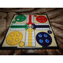 Pack X 4 Juegos, Ludo, Damas, Backgammon Y Generala