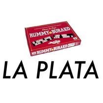 Rummy Y Burako Línea De Lujo Implas Con Atriles En La Plata