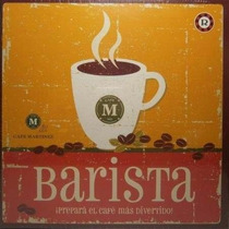 Barista Café Martinez.