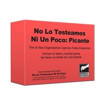 Cartas No Lo Testeamos Ni Un Poco: Picante Exp. - Din Don