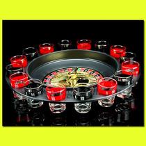 Ruleta Juego 16 Vasos Shots Tragos Roulette Previa Oferta