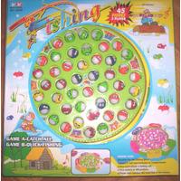 Juego Fishing Game Sin Musica Grande Tipo Pesca Magic 45 P.