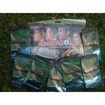 Powergol Juego Naipes Con 40 Cartas Figuritas Futbol Sin Uso