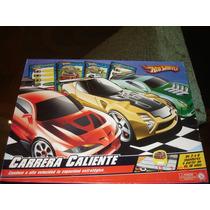 Juego De Mesa Carrera Caliente Hot Wheels