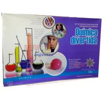 Química Divertida Juego Ciencias Fabrica Pelotas Masas Y +
