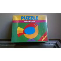 Set Puzzles X 3 Con 9 Piezas 1 A 3 Jugadores 3 A 5 Años
