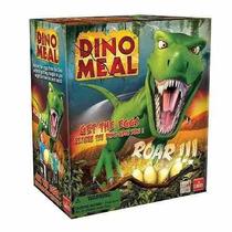 Dino Meal Rescata Los Huevos Antes Que Dino Te Atrape