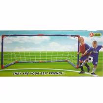 Arco De Futbol Mediano 90cm X 52cm X 36cm