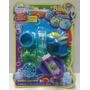 Burbujero Bubbles Blower 3 En 1 A Pila Zap 318