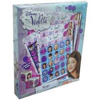Violetta - Bingo Loteria - Disney - Marca Ditoys