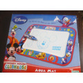 Mickey Mouse Aqua Mat Dibuja Con Agua !!!! Ditoys