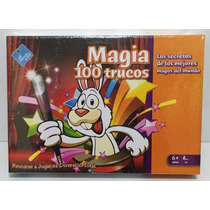 El Duende Azul Juego De Magia 100 Trucos Cod 6015