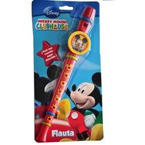 Flauta Dulce Ditoys Mickey O Princesas Disney