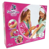 Spa Masaje Y Sellos Nenas Sweet Care Spa Con Musica Original