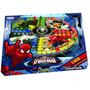 Ludo Hombre Araña Spiderman Cubilete Automatico Mundo Manias