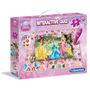 Puzzle Interactivo Princesas Con Luz Y Sonidos La Horqueta