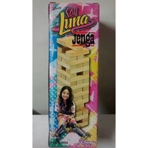 Soy Luna Jenga - Unico En Mercado Libre