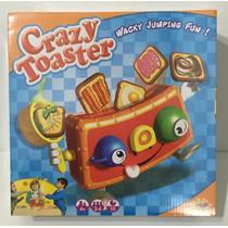 Juego Crazy Toaster Reflejos Y Habilidad Zap 301061