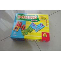 Domino Infantil Unir Mitades -didactico Implas