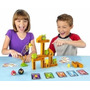 Angry Birds Knock On Wood Juego De Mesa Original De Mattel
