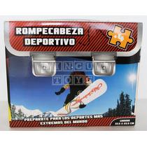 Dingui Toys - Rompecabezas Deportivo En Valijita