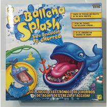 Juego Splash La Ballena Xml 02280