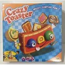 Juego Crazy Toaster Reflejos Y Habilidad Cod 301061