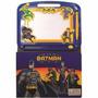 Libro Con Pizarra Batman Para Aprender A Dibujar Hojas De Ca