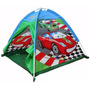 Casita Carpa Infantil Autos Modelo Car Racing Marca Iplay