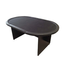 Mesa De Poker Oval - Paño Speed Completo - Fábrica