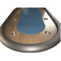 Tapa De Poker Oval - Fábrica