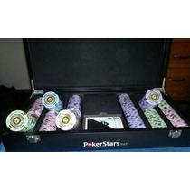 Poker Fichas Coleccionable