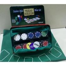 Poker X200 Fichas + Paño